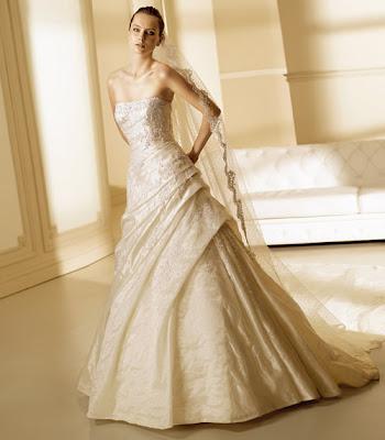 vestidos de novia la sposa 2007 – vestidos invierno