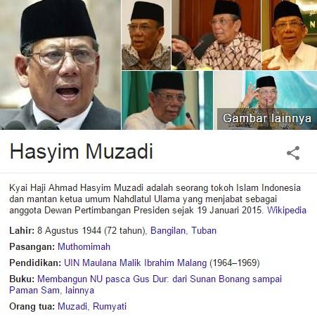 Fakta Kyai Haji Ahmad Hasyim Muzadi Dan Berita Terbarunya Fakta-Fakta Kyai Haji Ahmad Hasyim Muzadi Dan Berita Terbarunya