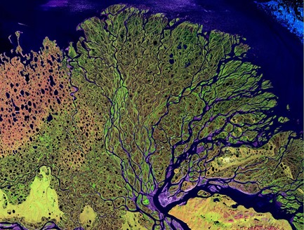 Siberia_Lena_Delta_NASA