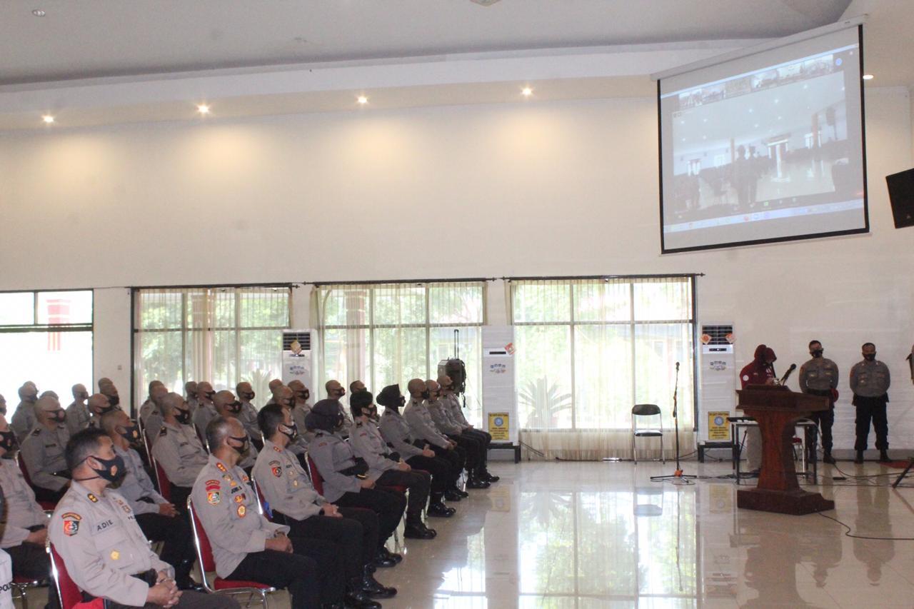 Kalemdiklatpol : 2924 Orang Siswa Melaksanakan Pendidikan  Alih Golongan (PAG) di SPN Seluruh Indonesia