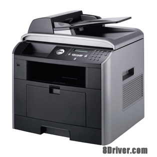 download Dell 1815dn printer's driver