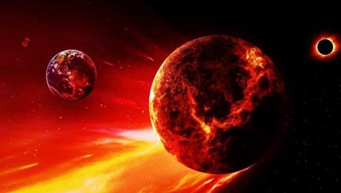 Uma estrela negra pode estar alterando nosso sistema solar