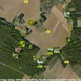 Localisation des photos (avril à début juin)