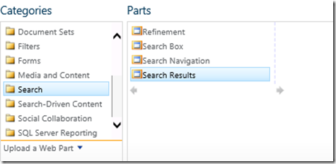 Display a Security Trimmed Listing of Sites Using SharePoint Search
