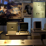first PIXAR computer at computer history museum in silicon valley in Mountain View, California, United States