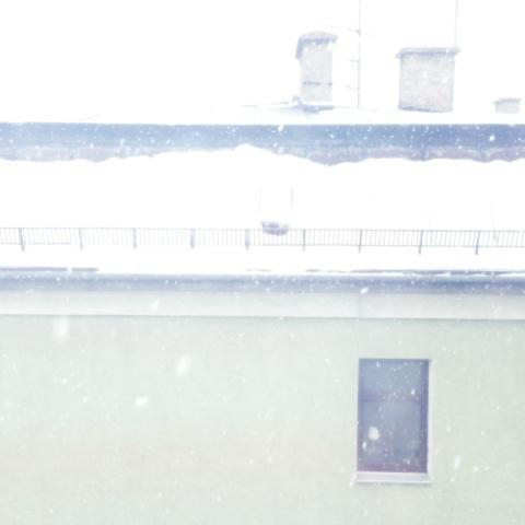 Schnee am Gründonnerstag