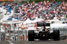 Jenson Button, McLaren MP4-29 back view