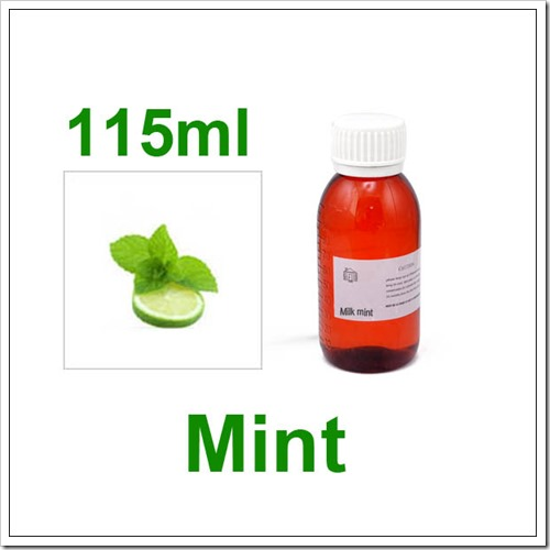 115ml mint flavoing