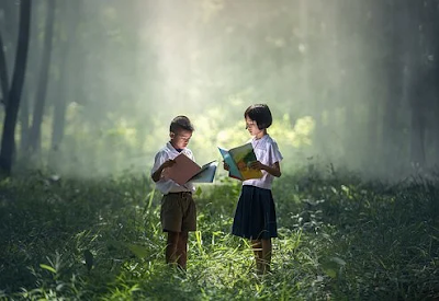 Dekatkan Anak Dengan Buku