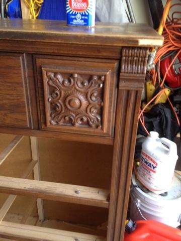 chalk paint revives furniture, www.moderngillie.com