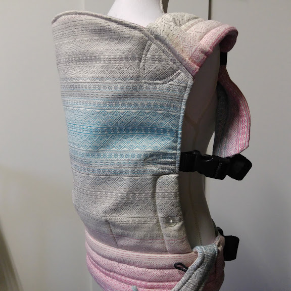 Didymos Indio Aurora Wrapconversion SSC by MamaMerel