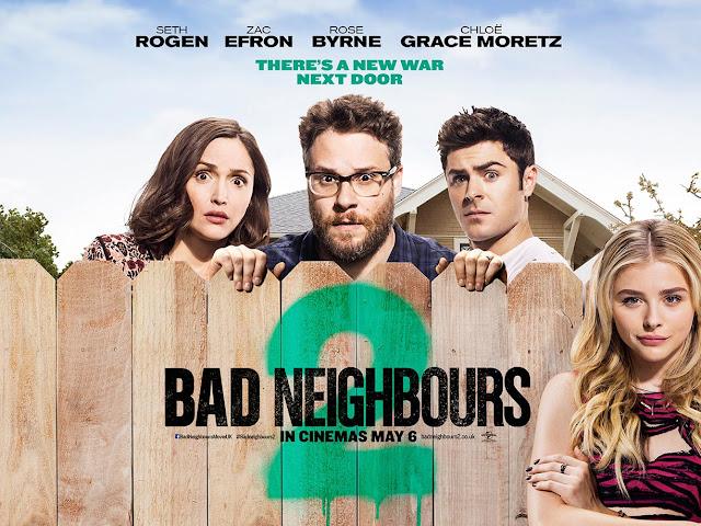 Ανυπόφοροι Γείτονες 2 (Bad Neighbors 2) Wallpaper