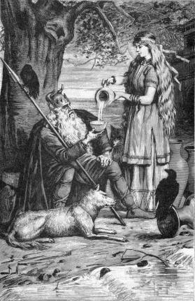 Goddess Saga Image