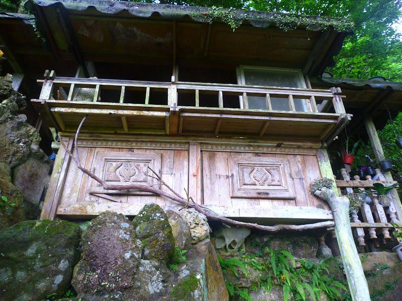 Taipei. Si Shou Shan, et la découverte des maisonnettes du professeur Y I   易教授 - P1340763.JPG
