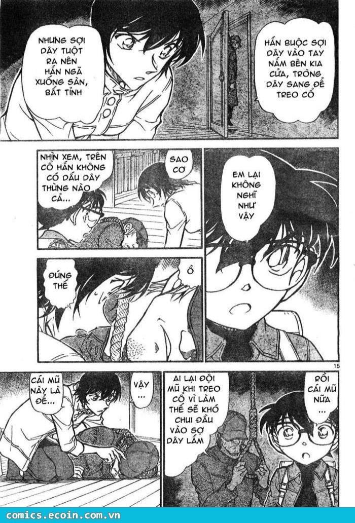 Detective Conan Chap 625 - Truyen.Chap.VN