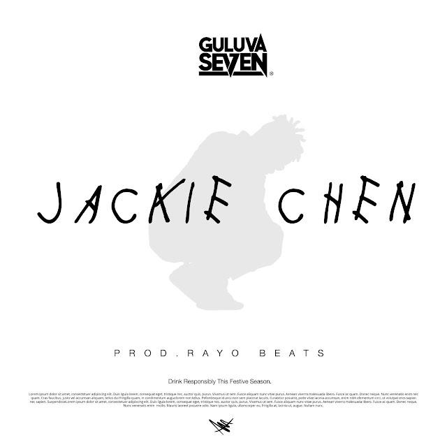 Guluva Se7en is Jackie Chen this festive season