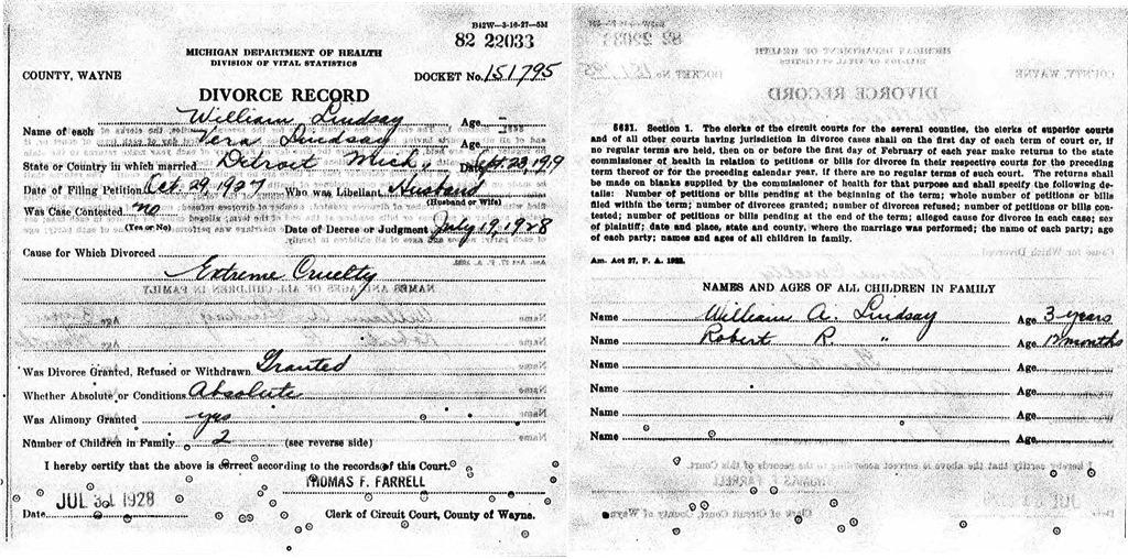 [LINDSAY_William+divorce+from+Vera_19+Jul+1928_DetroitWayneMichigan%5B5%5D]