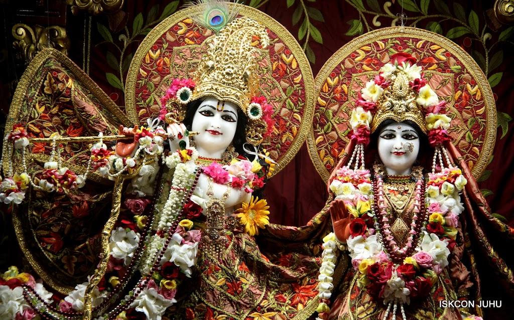 ISKCON Juhu Sringar Deity Darshan on 30th May 2016 (5)