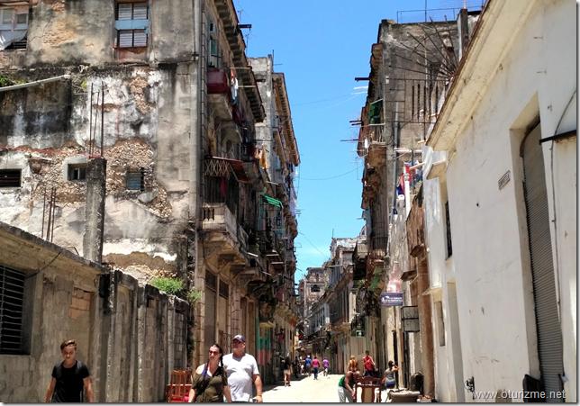Куба. Улица Гаваны