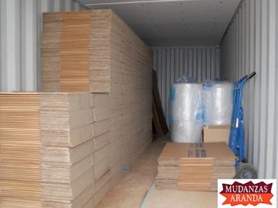 Empresas transportes Fuentenebro