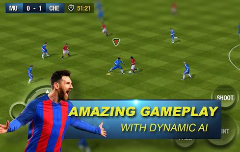 FS18 - Soccer Multiplayer Game 2018 - náhled