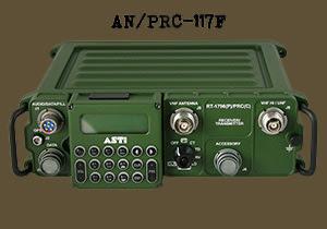 Hierarchie vysílaček a pravidla komunikace 117f