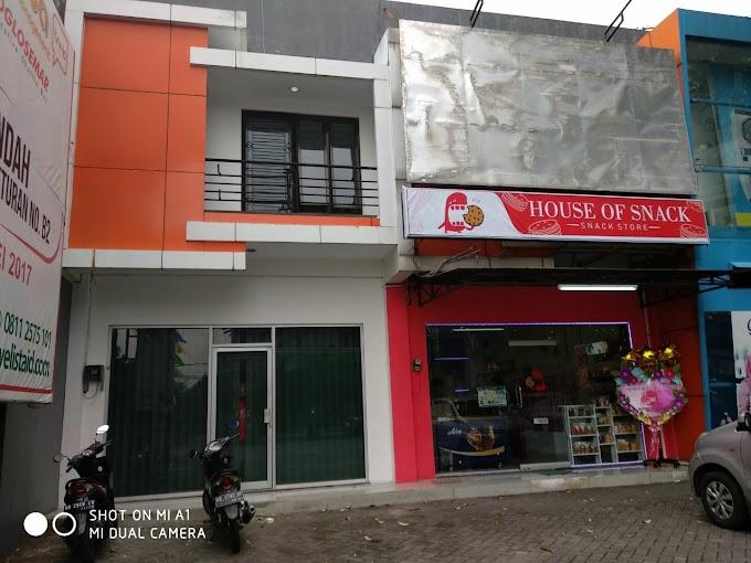 Ruko Ruang Usaha 2 Lantai Murah strategis Kawasan Premium Pinggir Jalan Raya Seturan