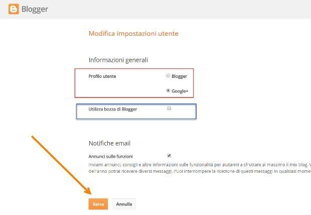 impostazioni-utente-blogger