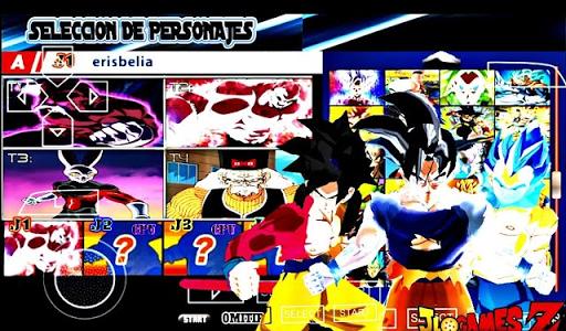 SAIU!! INCRÍVEL (MOD) DBZ TTT DRAGON BALL SUPER  STYLE FighterZ + MENÚ EDITADO + DOWNLOAD (PSP) 2018
