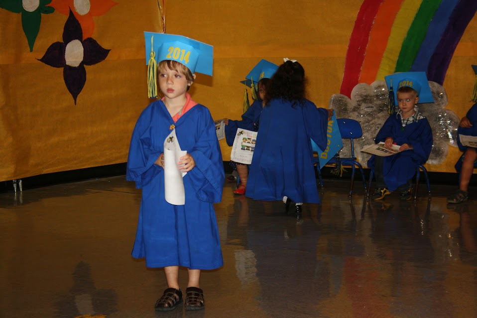 Liams Preschool {Little Gators} Graduation