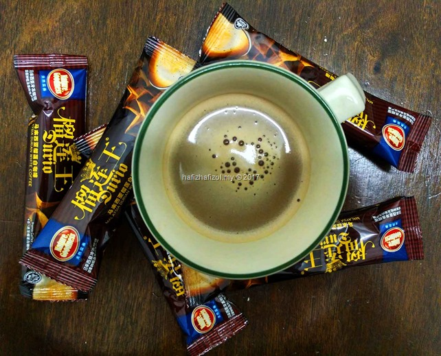 durio durian white coffee review