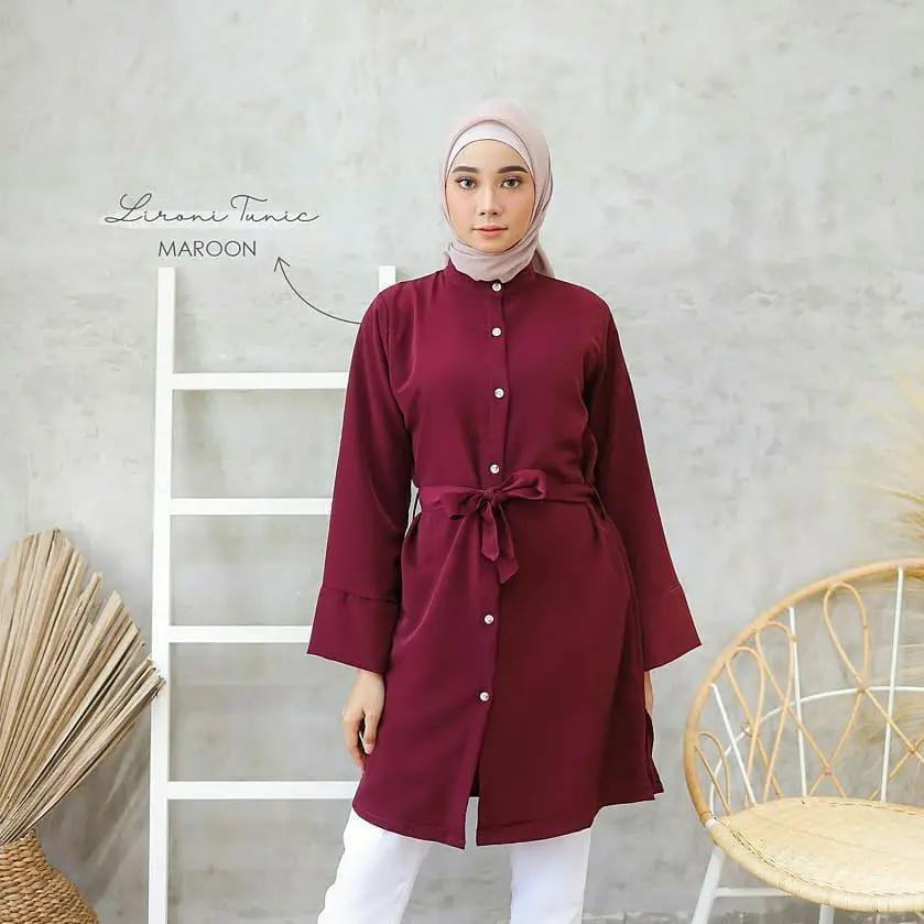 """Model Baju Lebaran """"Tunic"""""""