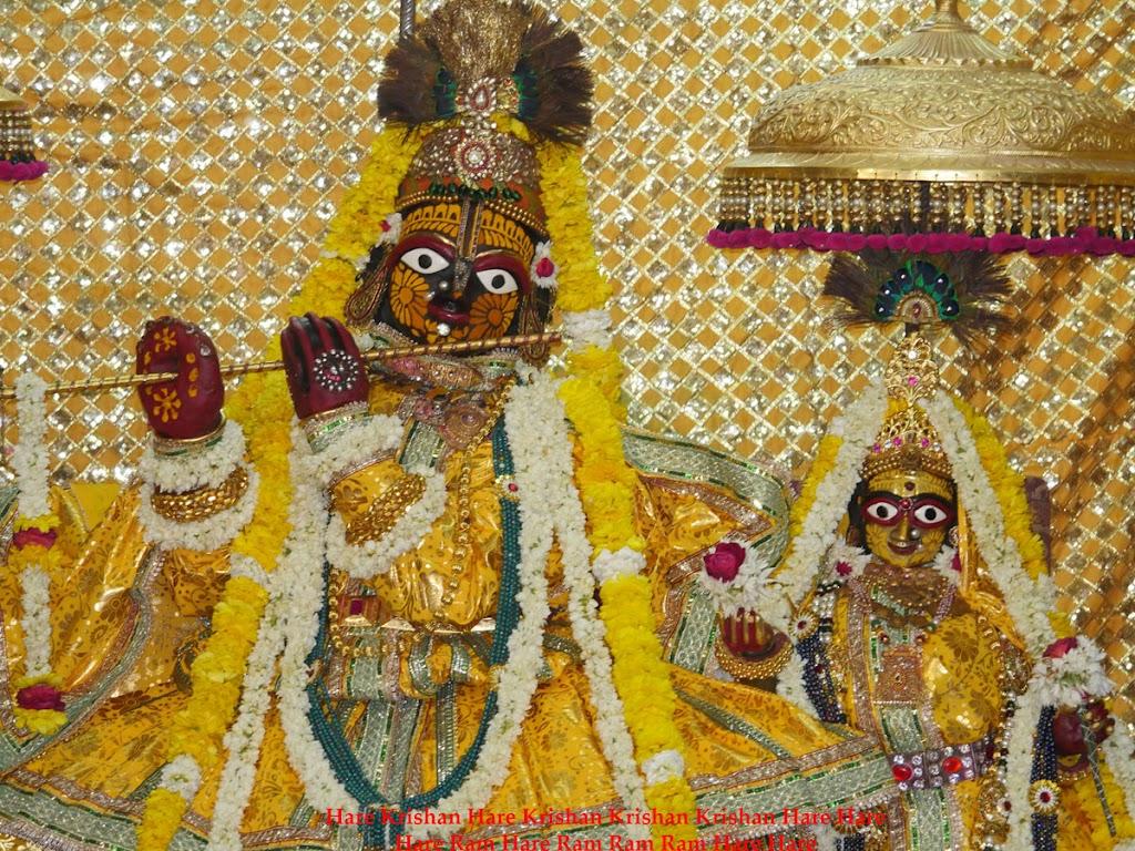 Radha Govind Devji Deity Darshan 2 April  2016  (14)