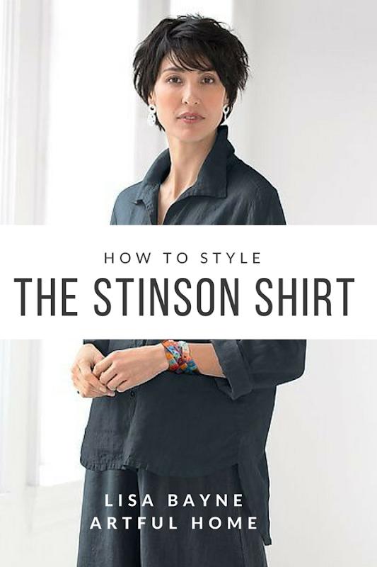 stinson shirt