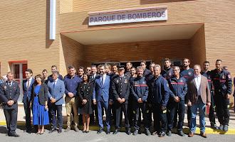 Día del Patrón de los Bomberos de Almería