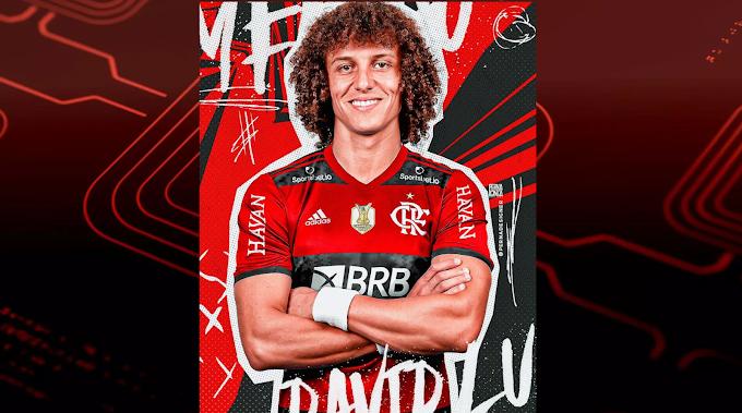 URGENTE! Flamengo acerta com David Luiz