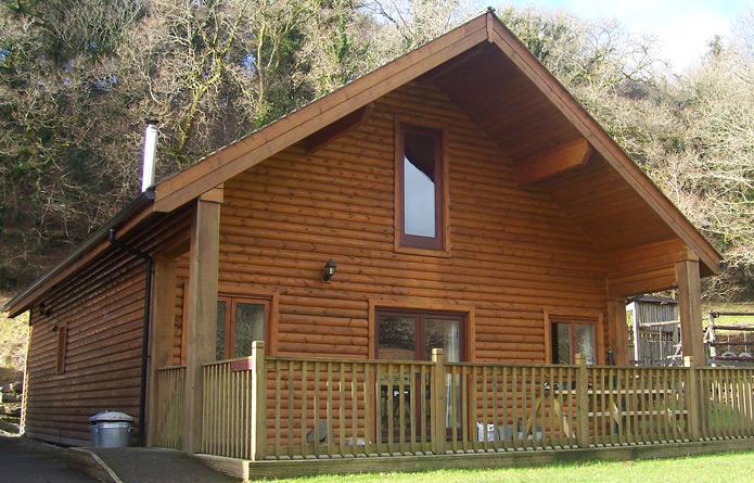 Do it yourself log cabin kit ideas and photos family log cabin solutioingenieria Image collections