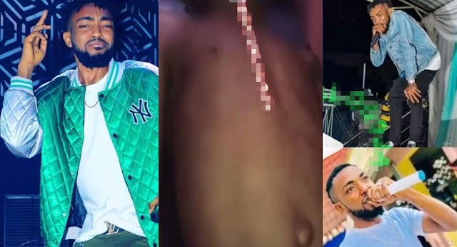 DJ And Hypeman FlexyNaija and Poisoned To Death, Weeks After Saying He Was Being Envied [VIDEO]