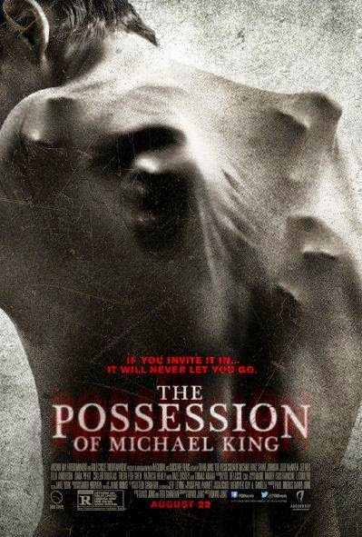 Poster Of English Movie The Possession of Michael King (2014) Free Download Full New Hollywood Movie Watch Online At Alldownloads4u.Com