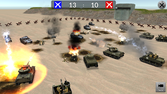 WW2 Battle Simulator MOD (Unlimited Money) 6