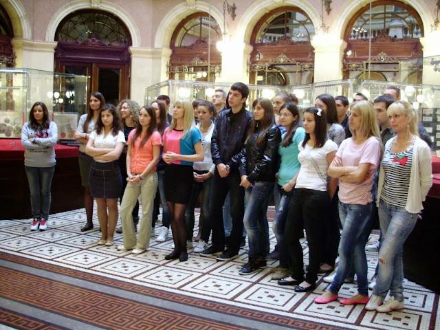 Studenti u strucnoj poseti Berzi i NBS - maj 2012 - P5240244.JPG