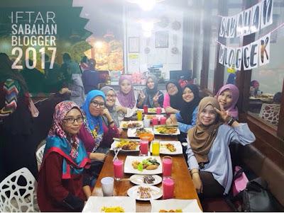 Sabahan Blogger | Sungkai 2017 di Bies Kitchen Kota Kinabalu, Sabah