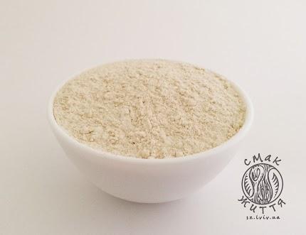 Жорнове пшеничне борошно
