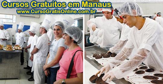 Cursos Gratuitos em Manaus