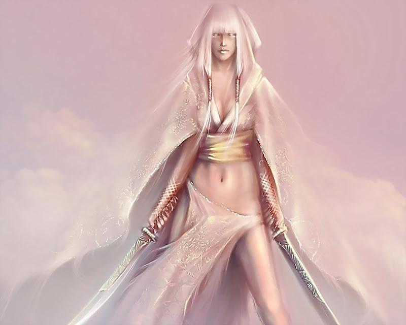 Girl Warrior Of Snow Valley, Warriors 2