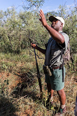 our guide: Vusi