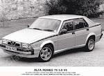 1991 Alfa Romeo 75 3.0 V6 America