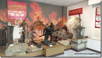 Hanoi. Museo de Historia Militar