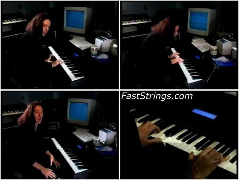 Jordan Rudess - Keyboard Wizardry