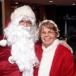 2014-12-11 Preschool Mr and Mrs Santa